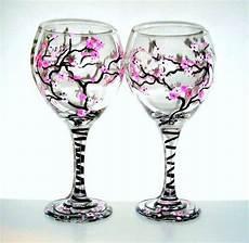 bicchieri decorati bicchieri decorati fai da te foto tempo libero pourfemme