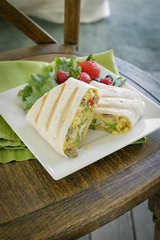 al fresco chicken sausage california breakfast burrito