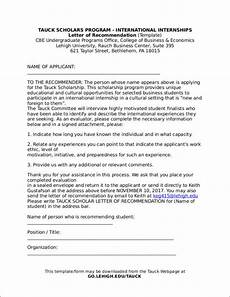 Letter Of Recommendation Sample Letters Free 16 Tips To Writing Recommendation Letters That Work