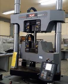 Tensile Test Instron The Tensile Testing Machine 3 Results And