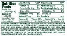 Activia Light Yogurt Nutrition Label 4 Yogurts That Are Worse Than Ice Cream Eating Made Easy