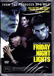 Friday Night Lights Original Movie Soundtrack Friday Night Lights Great Movie And I Love The Soundtrack