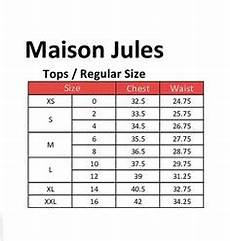 Casual Corner Size Chart 26 Best Name Brand Clothing Size Charts Images Clothing