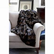 wovenworkz mink faux fur throw reviews wayfair