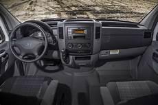 Mercedes Sprinter Interior Light Switch Mercedes Benz Announces New Sprinter Worker Van