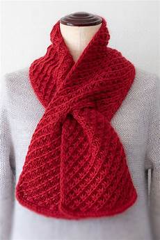 knit free free knitting pattern for cherry pie scarf scarf knit
