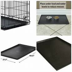 crate tray 41x28 replacement pan pet 42 inch for