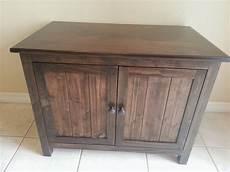 odor free custom made in usa cat litter box cabinet