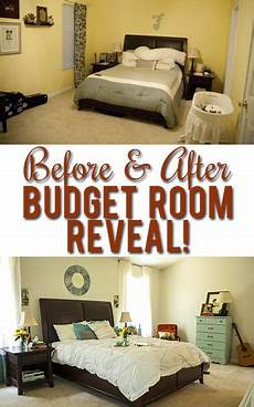 master bedroom makeover on a tiny budget with