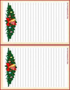 Free Printable Christmas Stationery Free Printable Christmas Letterhead Free Printable Lined