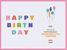 Email Birthday Card Templates Customize Our Birthday Card Templates Hundreds To Choose