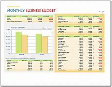 Small Business Budget Worksheet Budgeting For Small Business How To Set Up For Success