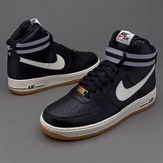 Air Light Shoes Mens Shoes Nike Sportswear Air Force 1 High 07 Black