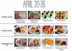 meal planning basics healthy ideas for