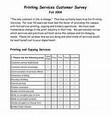 Customer Service Survey Questions Template 14 Customer Survey Templates Doc Pdf Free Amp Premium