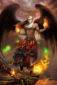 Bring The Light Wow Bloodelf Warlock By Rinacane On Deviantart World Of