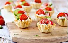 herb cheese appetizer cups cooks 174
