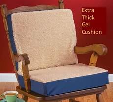 orthopedic gel cushion fleece topped wheelchair padding
