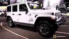 2019 jeep wrangler la auto show 2019 jeep wrangler exterior and interior