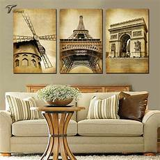 home decor paintings 3 panel classic painting on