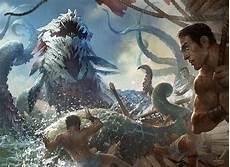 Prerelease The Kraken Horror