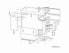 Figure 4 17 Compressor Enclosure Group Disassembly And