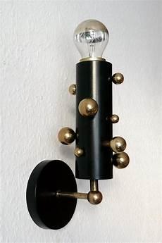 Bubble Tube Ceiling Light Beautiful German Sculptural Bubble Brass Tube Ceiling