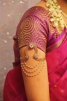 Bajubandh Designs In Silver Bridal Bajuband Designs Bridal Jewellery Indian Vanki