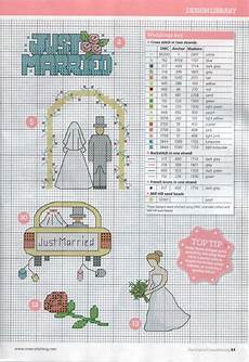 Free Wedding Cross Stitch Patterns Charts 503 Best Crafts Love Amp Marriage Cross Stitch Images On