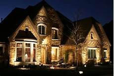 Front House Lights Home Exterior Lighting Colleyville Home Lighting In