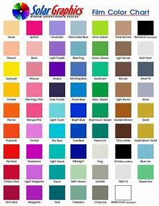 Mab Paint Color Chart Beadbag Colour Charts