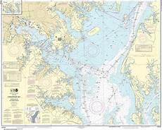 Nautical Charts Chesapeake Bay Free Noaa Nautical Chart 12278 Chesapeake Bay Approaches To