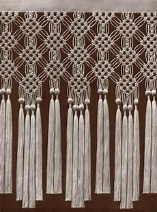 voorbeeld macrame wandkleden wandtapijten macrame knopen