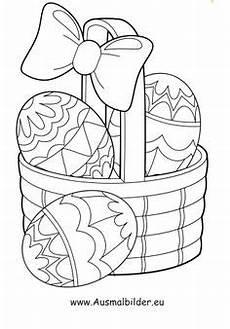 ausmalbild ostern kostenlose malvorlage osterhase mit