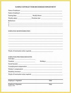 Employment Termination Letter Template Free 7 Employment Termination Letter Samples To Write A