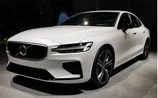 volvo news 2019 volvo unveils all new us built 2019 s60 the car guide