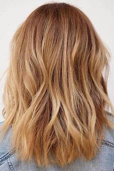 Light Brown Hair With Strawberry Highlights Warm Hair Shades Perfect For Brightening Your Locks