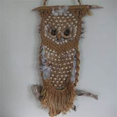 macrame owls owls