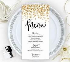Wedding Menu Cards 15 Wedding Menu Card Designs Design Trends Premium