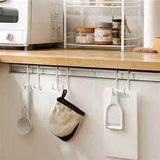 cabinet hanging hooks 2pc set kitchen bathroom