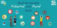 Professional Abilities Most Demanded Personal And Professional Skills Europe