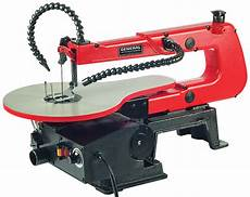 Saw Blade Light General International 16 Quot 1 2a Variable Speed Scroll Saw