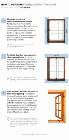 Window Measurements How To Measure Windows For Your Home Learn Here Modernize