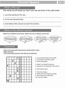 Health And Hygiene Quiz Personal Hygiene Worksheets For Kids 6 Personal Hygiene