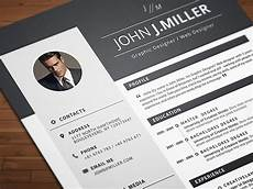 It Cv Template Word Free Download Resume Cv Template For Ms Word Format