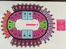 T Mobile Knights Seating Chart T Mobile Seating Chart Ufc Bruin Blog
