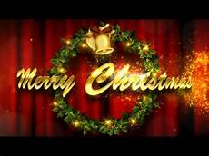 Christmas Greeting Cards Images Merry Christmas Greeting Card Youtube