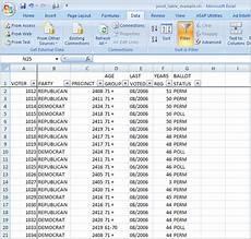 Sample Excel Spreadsheet With Data Excel Pivot Table Tutorial Amp Sample Productivity Portfolio
