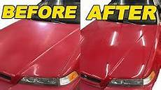 Light Oxidation On Car How To Remove Oxidation From Car Paint By Hand Moto Rex Auto