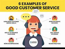 Excellent Customer Service Examples Customer Service 6 Examples Of Good Customer Service